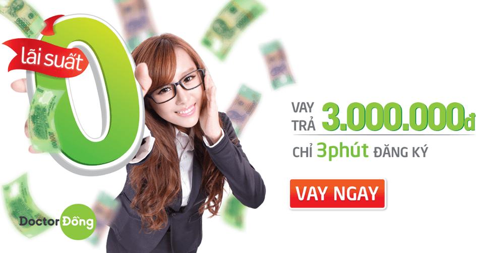 Hướng dẫn thanh toán khoản vay Doctor Đồng nhanh nhất