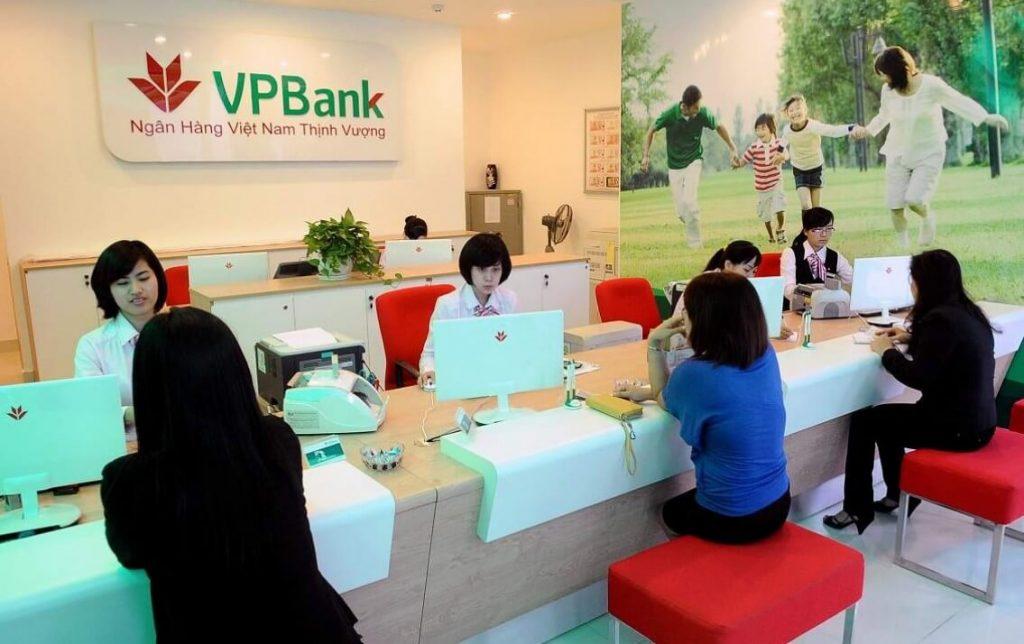 Mẫu xác nhận lương của ngân hàng VPbank và thủ tục vay tín chấp