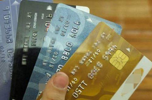mở thẻ tín dụng