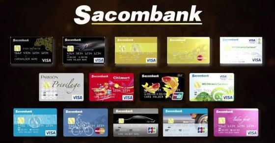 Thẻ tín dụng Sacombank ngày càng được nhiều khách hàng ưa chuộng