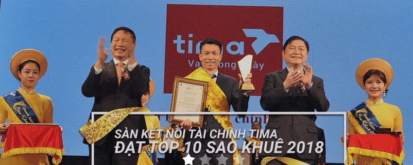 Tima sàn giao dịch tài chính hàng đầu tại Việt Nam