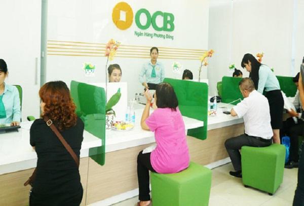 OCB chăm sóc khách hàng mọi lúc mọi nơi